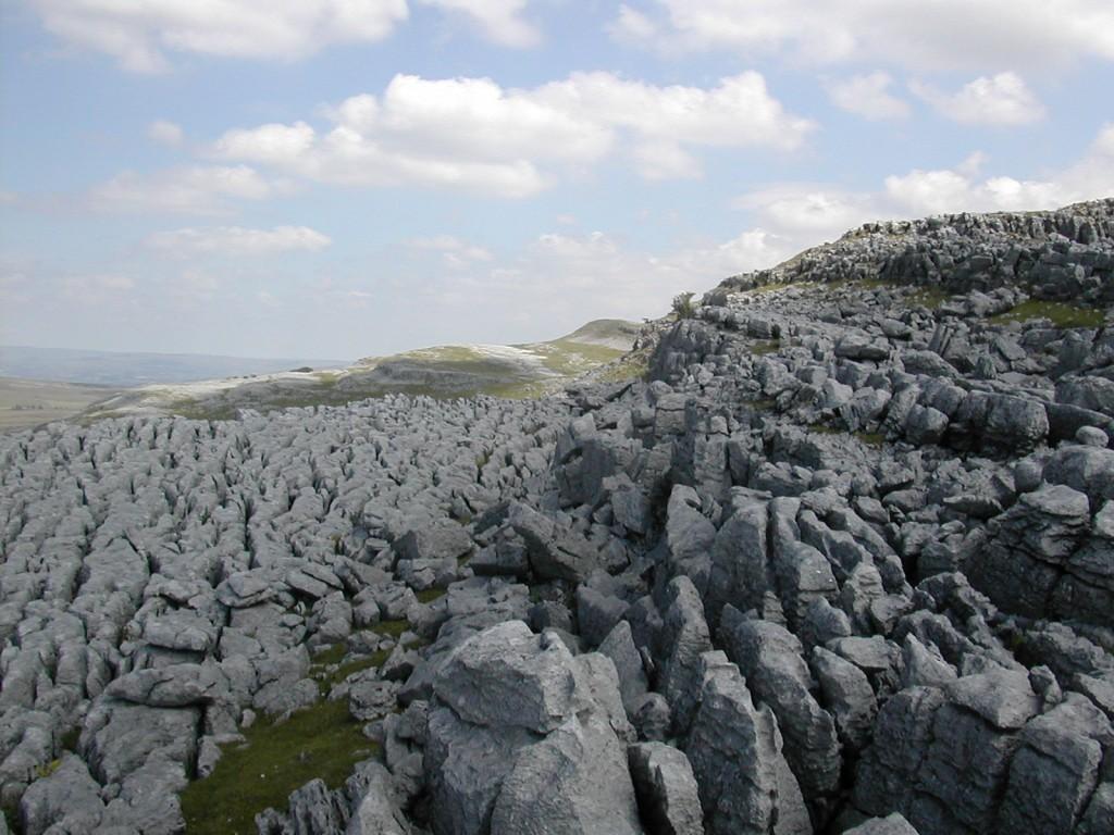 25 High escarpments